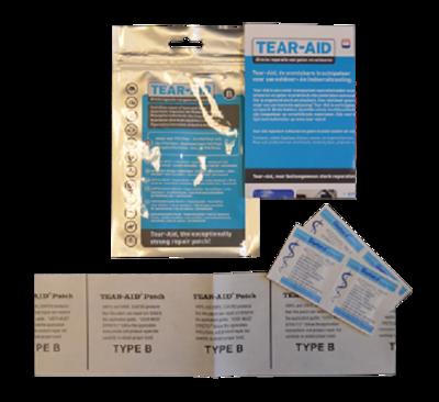Tear-Aid B set